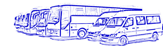 rent buses with coach hire companies from Montenegro